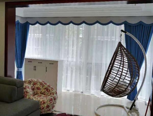 卧室遮光窗帘